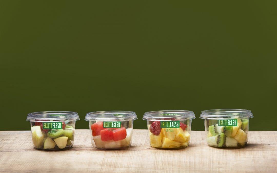 Tarrinas de frutas